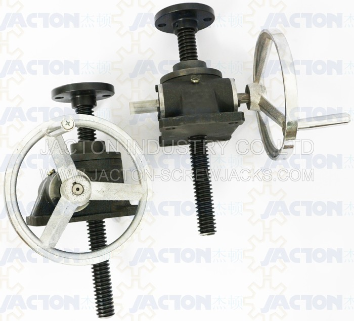 Crank Table Base with Four Screw Lift Mechanism Kits Pictures